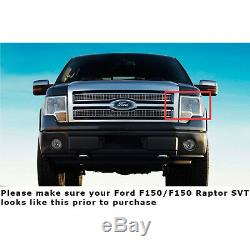 09-14 Ford F-150 Multi-Color Changing Shift LED RGB Headlight Halo Ring M7 Set