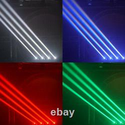150W RGBW 4in1 4 Head LED Stage Moving Head Light DMX512 DJ Color Change Party