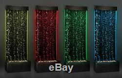 1.3 Meter Colour Changing LED Sensory Mood Bubble Water Tower Wall LED Lighting