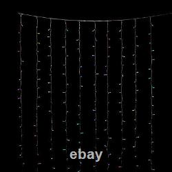 1m x 2m Twinkly Gen II (2) Smart App Controlled Christmas Curtain LED Lights