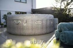 2021 Brand New Lay Z Spa Honolulu 6 Person LED Hot Tub Fast Dispatch