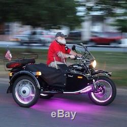 243 LED Trike Under Glow Kit, RGB Color Changing, withRemote