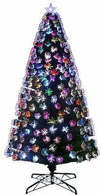 96(8FT)Green LED Firework Fibre Optic Christmas Tree/Colour Changing LED(FO96B)