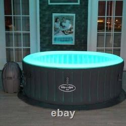 BRAND NEW Lay-Z-Spa Bali Airjet (4 Person) LED Hot Tub