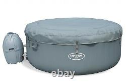 BRAND NEW Lay-Z-Spa Bali Airjet (4 Person) LED Hot Tub Next Day