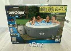 BRAND NEW Lazy Lay-Z-Spa Bali Airjet with LED Hot Tub LOW PRICE