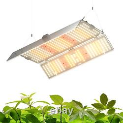 Barrina LED Grow Light, Full Spectrum with IR, 4x4FT Coverage, Dimmable, Light