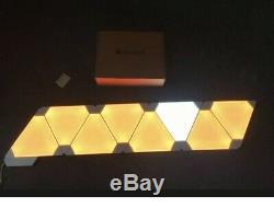 Brand New Nanoleaf Light Panels 9 Panels Smarter Kit boxed Lighting Apple
