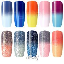 CRYSTAL-G TH-Range Thermal Colour Change, UV/Led Gel Nail Polish