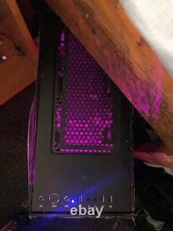 Chillblast gaming PC mid tower, Colour changing LED lights, Immaculate condition