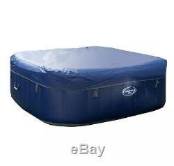 Cleverspa Belize 6 Person With LED Lightshow Hot Tub, NEW SEALED. Lazy Spa