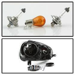 Color Change LED Low Beam Bulb 05-10 VW Jetta/GTI/Rabbit Replacement Headlight
