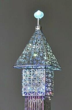 Eiffel Tower Floor Lamp With 112 Colour Changing LEDs