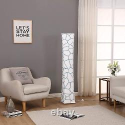 Floor Lamp 61 Tall lamp with Remote Control Adjustable 10 Levels Brigh 100 Watt