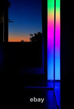 HOME DECOR. Minimalist Led Color Changing Lamp