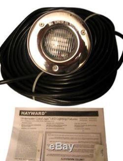 Hayward ColorLogic Color Changing LED Spa, Pool, Pond Light SP0533SLED100