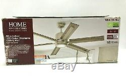 Home Decorator Ceiling Fan Palermo Grove, Color Changing, 60 inch LED Remote