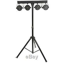 LED PAR Bar System disco, party, mobile, lighting, colour change, stage, speci