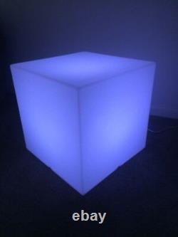 LED Plinth Large 50x50cm Light Up Product Display