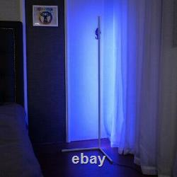 LED RGB Corner Lamp Color Changing Lighting Remote or App Controlled White