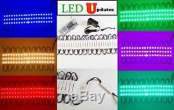 LEDupdates RGB Store front LED Window Light Color Change with UL power supply