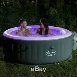 Lay-Z Spa Bali Airjet Hot Tub WITH LED LIGHTS. Not Cancun St Moritz Paris