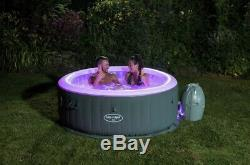 Lay Z Spa Bali Airjet LED 4 Person FAST NEXT DAY DELIVERY