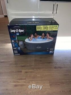 Lay Z Spa Bali Airjet LED BRAND NEW 2-4 Person Lazy Spa Hot Tub QUICK DISPATCH