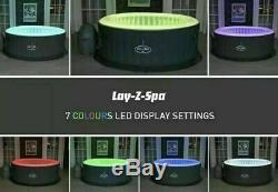 Lay Z Spa Bali Airjet with LED's Brand New Hot Tub with warranty FAST DELIVERY