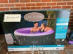 Lay Z Spa Bali Hot Tub LED 2021 Model Lazy Spa BNIB QUICK SHIPPING