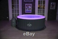 Lay-Z Spa Bali Inflatable Hot Tub withLED Lights FREE NEXT DAY DELIVERY