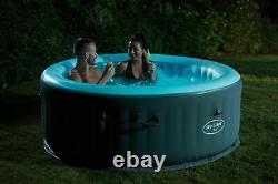 Lay Z Spa Bali LED 2021 Model Lazy Spa Hot Tub UK Plug & Warranty Included