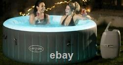 Lay-Z-Spa Bali LED LIGHTS 4 Adult Hot Tub BRAND NEW- FAST FREE DELIVERY