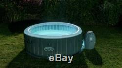 Lay Z Spa Bali airjet Hot Tub LED Hot Tub