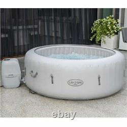 Lay Z Spa Paris 6 Person Hot Tub 2021 NEW with LED Lights & 2 Year Guarantee