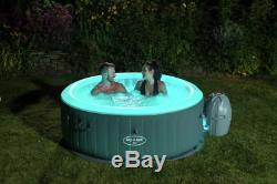 Lazy Lay-Z-Spa Bali 2-4 Person LED Hot Tub BRAND NEW IN HAND DISPATCH 24H