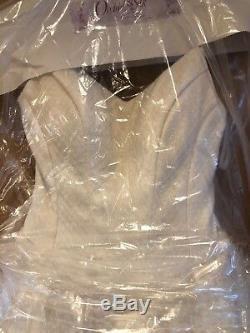 Lit-up LED Ballgown Dress, UK10, RRP £2800, Colour-changing Lights