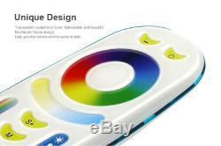 MI-LIGHT 4W GU10 RGB+CCT LED colour changing + remote control cool warm WIFI