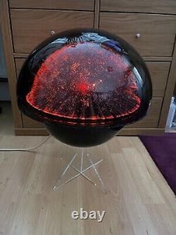 Mathmos / Crestworth Galaxy Refurbished LED Beautiful Colours With Stand