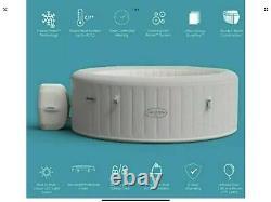 NEW Lay Z Spa PARIS 2021 4-6 Person Hot Tub Spa LED Lights Freeze Shield Hawaii