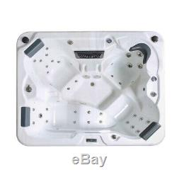 New Bellini Luxury Hot Tub Spa 4-5 Seats American Balboa Jacuzzi 13amp Music Led