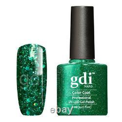 New gdi DIAMOND RANGE K23- Jungle Frenzy UV/LED Gel Nail Polish, Varnish
