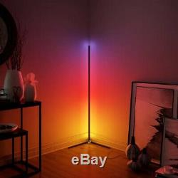 Nordic LED Corner Lamp minimalist Modern Space Saving Floor Lamp Standing Light