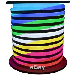 RGB Color Changing LED Neon Rope Lights, 148', Indoor/Outdoor
