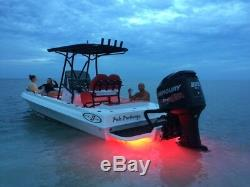 Rgb Vega 2.0 With Drain Color Changing Led Boat Drain Plug Light Underwater Led