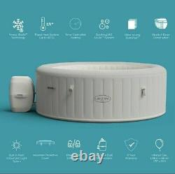 Spa Lazy HOT TUB Paris Luxury Massage Airjet LED Lights 2021 Model BRAND NEW