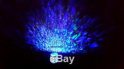 Stars Sky Night Light Led Projector Mood Lamp-kids-night Lights-soothing