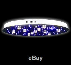 Stars-XL Led starry sky ceiling light change color lamp RGB 60cm 24in 46W + RC