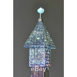 Stunning Eiffel Tower Floor Lamp 120 Colour Changing LEDs