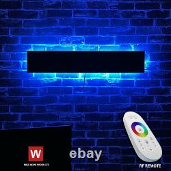 The Prysm Electra RGB Wall Lamp LED Color Changing Lamp LED Lights for Room
